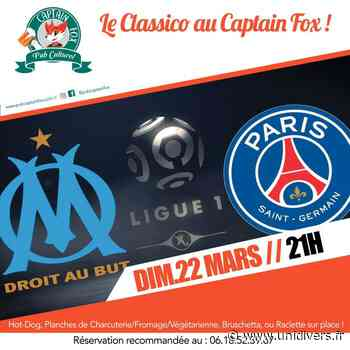 OM – PSG Captain Fox Captain Fox 22 mars 2020 - Unidivers