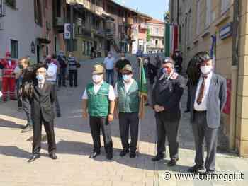 Settimo Torinese dedica il 2 giugno alle vittime del Covid (VIDEO e FOTO) - TorinOggi.it