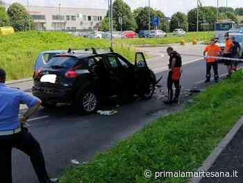 Incidente stradale al confine tra Brugherio e Agrate: morta una 84enne FOTO VIDEO - La Martesana