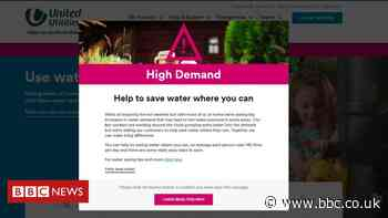 'Save water' to help meet 'rocketing' demand