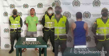 Capturan a dos presuntos 'jíbaros' en El Banco - Seguimiento.co