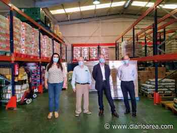 El Banco de Alimentos atiende a más de 6.000 familias de la comarca - diarioarea.com