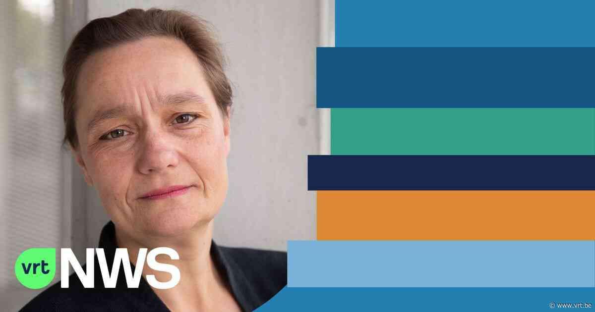 """De vijf boeken die het leven van hoofd expertengroep (en """"Suske en Wiske""""-fan) Erika Vlieghe hebben veranderd - VRT NWS"""