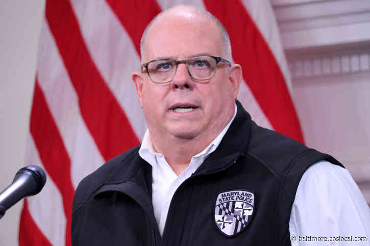 Some Critical Of Gov. Hogan's Decision To Send Maryland National Guard To DC
