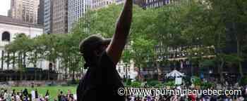 Autre nuit de manifestations à New York
