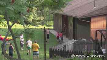 Though day camps were cleared to start in late June, many already moved online