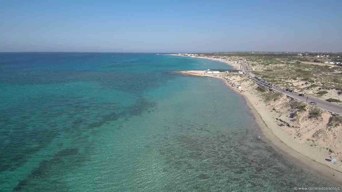 Lizzano, spiagge e arenili vietati. Fino a fine maggio - Corriere di Taranto - Corriere di Taranto