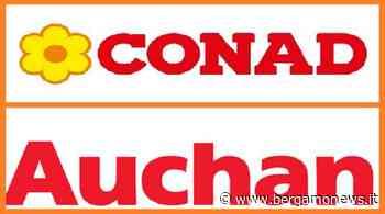 Auchan vende: Conad prende personale e punti vendita di Bolgare, Romano e Curno - Bergamo News - BergamoNews.it