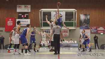 Passende Spielstätte fehlt: Kein Aufstieg: Basketballer der Itzehoe Eagles spielen weiter in 2. Bundesliga ProB | shz.de - shz.de