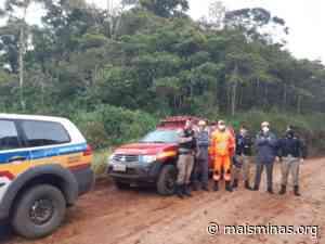 Ossada humana é encontrada na zona rural de Conselheiro Lafaiete - Mais Minas