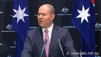 Josh Frydenberg says Australia is in recession: Press Conference