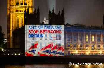 Pressure building on British Airways over 'Fire & Rehire' plans - UK Aviation News