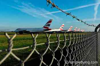 British Airways A380 Returns To The Skies For South Africa Repatriation - Simple Flying