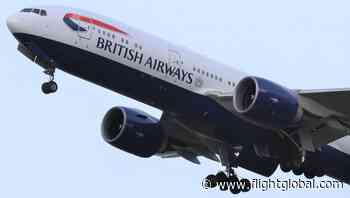 British Airways boosts two 777s' cargo capacity - Flightglobal