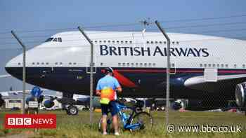 BA stops flights to Leeds Bradford Airport - BBC News