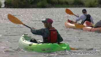MAKENZIE'S OUTDOOR ADVENTURES: Kayaking at LETRA - KSWO