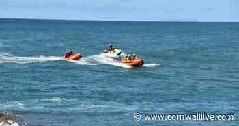 Man dies after getting into trouble while kayaking with friends - Cornwall Live