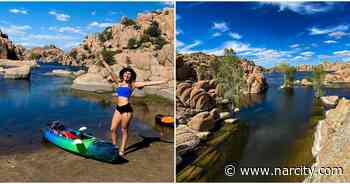 This Cheap $25 Groupon Deal Lets You Go On A Day-Long Kayaking Adventure In Arizona - Narcity USA
