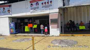 Reportan intento de motín en Cereso de Uruapan - Quadratín - Quadratín Michoacán
