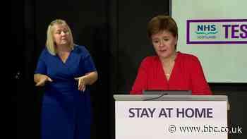 Coronavirus in Scotland: New lockdown laws warning after weekend breaches - BBC News