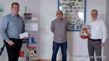 Seligenstadt: Stadtwerke-Betriebsleiter Roland Koch geht in Ruhestand | Seligenstadt - op-online.de