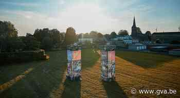 Gladiolen trakteren met Equal Idiots op lege weide: afspraak in 2021 voor het echte werk - Gazet van Antwerpen
