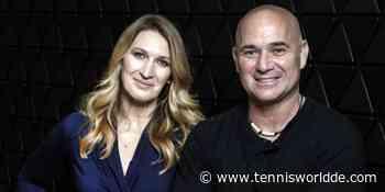 Andre Agassi: 'Steffi Grafs Sportlichkeit war ein ziemlicher Luxus' - Tennis World DE