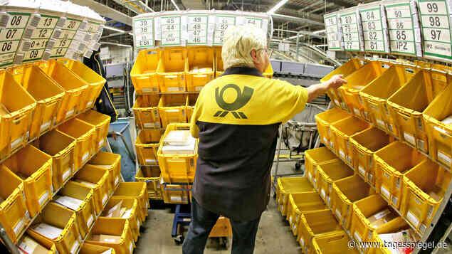 Corona-Ausbruch in Stahnsdorf: Doch keine Quarantäne für die Nachtschicht im Postverteilzentrum - Tagesspiegel