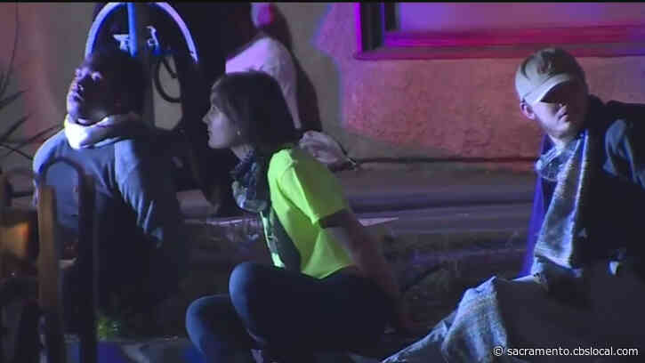 Curfew Violators Describe Arrests, Bookings By Sacramento Police
