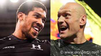 Team Fury: AJ fight can be agreed in one day