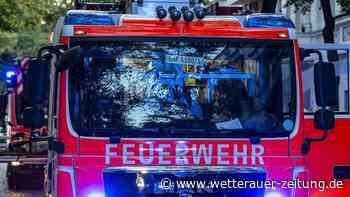 Essen auf dem Herd vergessen: Großeinsatz in Fauerbacher Mehrfamilienhaus | Friedberg - Wetterauer Zeitung