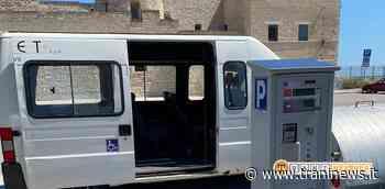 Monastero e lungomare Trani, posizionati i parcometri e rese visibili le strisce blu - Trani News