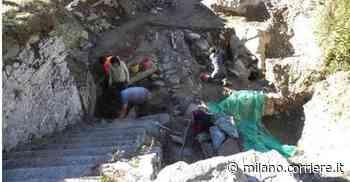 Piuro, la «Pompei delle Alpi»: i misteri del villaggio sepolto da una frana con i suoi mille abitanti - Corriere della Sera
