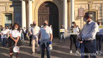 Pompei - Flash mob per il Sarno - Videonola