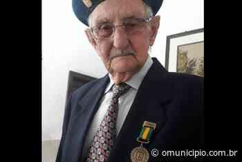 Combatente da Segunda Guerra Mundial morre aos 96 anos, em Blumenau - O Munícipio