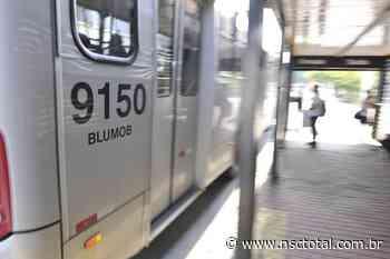 Blumenau prevê retorno do transporte coletivo na próxima semana - NSC Total