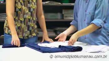 Tecido que promete proteger contra coronavírus será apresentado em Blumenau - O Município Blumenau
