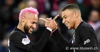 Verlierer der Corona-Krise: Neymar und Mbappé sind nun ein Fünftel billiger - bluewin.ch