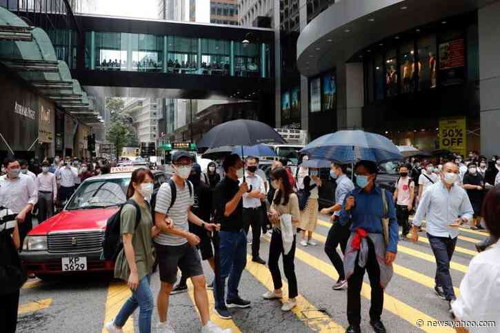 U.S. firms concerned as tensions simmer in Hong Kong over looming legislation