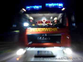 Gotha: 75 000 Euro Schaden bei Fahrzeugbränden in Gotha - inSüdthüringen