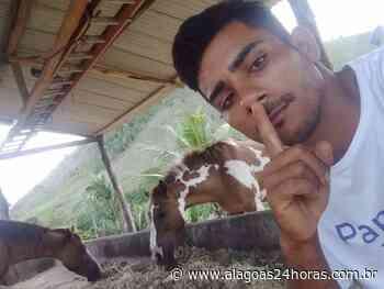 Jovem morre após acidente de moto em Joaquim Gomes - Alagoas 24 Horas