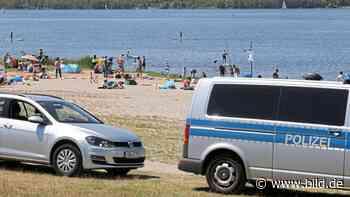 Markkleeberg: Mann (22) tot aus Cospudener See bei Leipzig gezogen - BILD