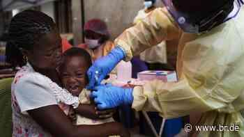 Inmitten der Corona-Pandemie: Kongo meldet neuen Ebola-Ausbruch - BR24