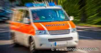 Zwei Radfahrer bei Zusammenstoß in Neu-Anspach schwer verletzt - Usinger Anzeiger