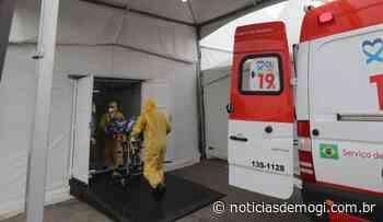 Hospital de Campanha de Mogi das Cruzes já atendeu 53 pacientes, diz... - Notícias de Mogi