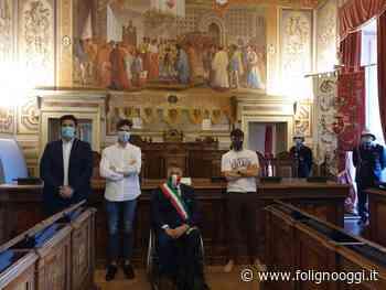 2 giugno a Foligno, l'intervento del sindaco Stefano Zuccarini - Foligno Oggi