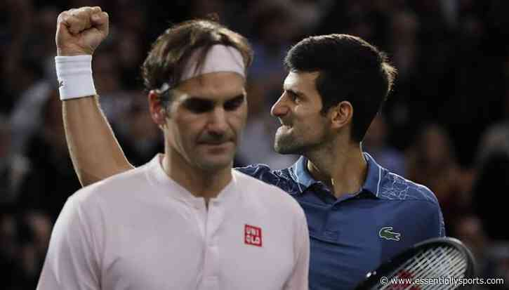 """""""I Don't Think Roger Federer Will Win Any More Grand Slams"""" – Novak Djokovic's Coach - Essentially Sports"""