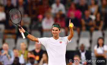 Forbes Grants Roger Federer Title of Highest Paid Athlete In 2020 - Tatler Philippines