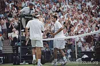 Roger Federer's Wimbledon wins - No. 4 vs. Pete Sampras - Tennis World USA