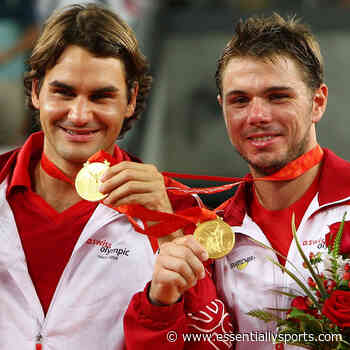 """""""He Won It Only Because of Roger Federer"""" – Benoit Paire Makes Fun of Stan Wawrinka's Olympic Gold - Essentially Sports"""